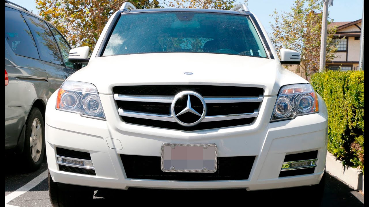 maxresdefault mercedes benz glk direct fit led daytime running lights youtube glk 350 fuse box diagram at bakdesigns.co
