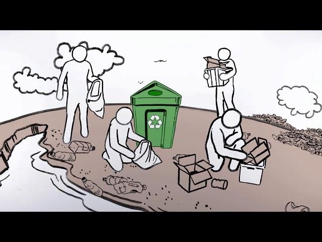 Por um mundo sem resíduos