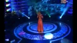 Shakthi TV Junior Super Star Round 3 Gloria Anne Divya 14-08-2011