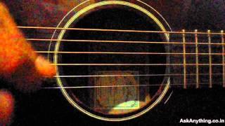 Guitar Tutorial For Aadat (Atif & Jal) by-Lokesh