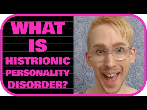 What is Histrionic Personality Disorder (HPD)?