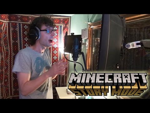 Minecraft: Story Mode - Behind The Scenes Vlog