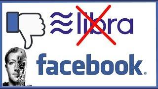 FACEBOOK LIBRA CRYPTO UNDER ATTACK FROM US & EU REGULATORS - LIBRA COIN TAXES - CALIBRA WALLET