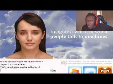 KSI VS Racist Computer