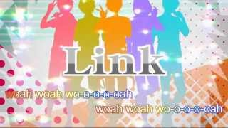 【Karaoke】 Link 《on vocal》 Lefty MonsterP / Circle of Friends