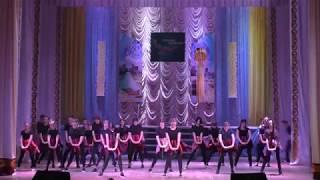 """Конкурс """"Танцующий класс"""" 2018 год г.Лисаковск"""