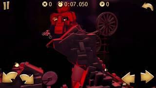 Trials Frontier - Секретная Трасса Темная Машина