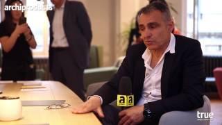 Archiproducts Milano 2017   TRUE DESIGN - Aldo Parisotto ci racconta Nut, Wing, Arca e Kay