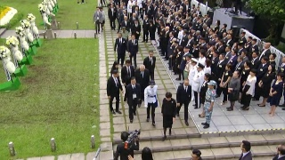 [直播]香港舉行中國人民抗日戰爭勝利紀念日儀式