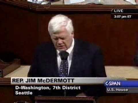 Rep. McDermott on the 1964 Death of 3 Civil Rights Workers
