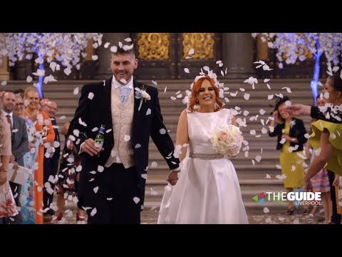 History is made as Liverpool couple Marry on the Mintons at St George's Hall | The Guide Liverpool
