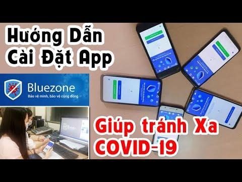 Hướng Dẫn Cách Cài Đặt Bluezone | Sử Dụng Khẩu Trang Điện Tử Bluezone BKAV giúp VN thắng dịch Covid?