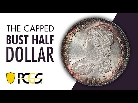 The Makeup Of The Capped Bust Half Dollar