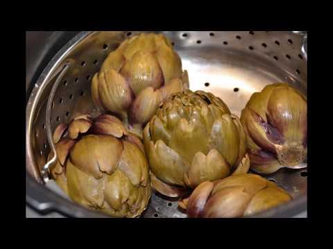 cuisson-des-artichauts-au-cookeo
