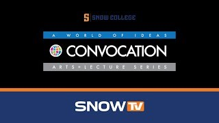 Snow College Convocations: Mitt Romney 9-13-2018