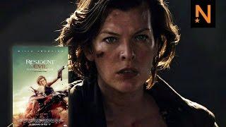 'Resident Evil: The Final Chapter' trailer