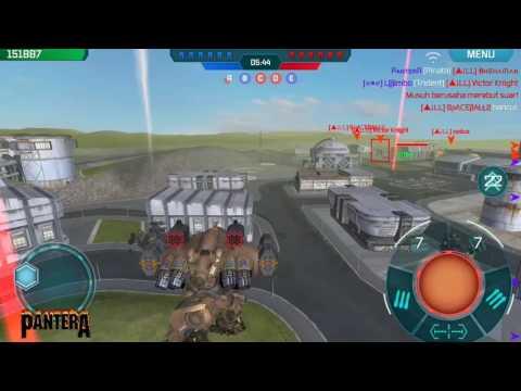 War Robots [e※e] vs [▲iLL]