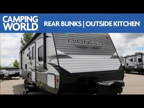 2020 Pioneer BH280 | Travel Trailer - RV Review: Camping World
