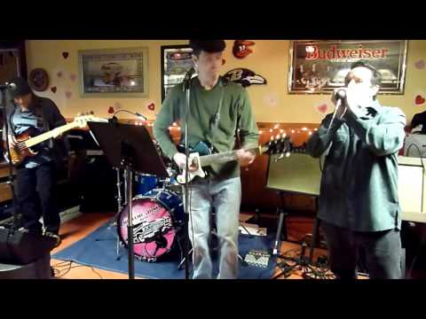 Can't Hold Out  by Cadillac Jump Blues Band @ Holiday House 1/31/16