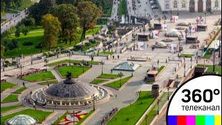 """В Москве подвели итоги программы """"Моя улица"""" москва развлекательная программа"""