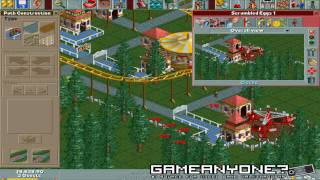 Roller Coaster Tycoon (PC) Forest Frontiers [1]