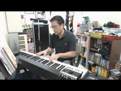 TVB Outbound Love Sub-Theme song《單戀雙城》插曲(差半步)-陳展鵬- piano cover & Sheet