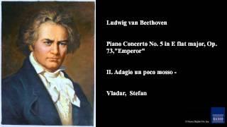 """Ludwig van Beethoven, Piano Concerto No. 5 in E flat major, Op. 73, """"Emperor"""""""