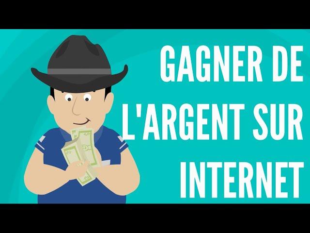 GAGNER DE L'ARGENT SUR INTERNET (Rapidement !) | DME