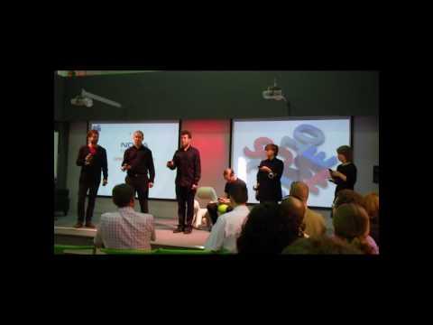 Helsinki Mobile Phone Orchestra puhelinkonsertti Sometime 2010-tilaisuudessa