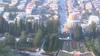 г.Хайфа Бахайские сады(, 2009-05-18T21:02:59.000Z)