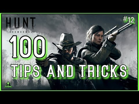 100 tips and tricks to help you get better at Hunt Showdown [Hunt Educational Gameplay #12]