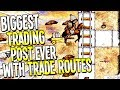 One Hour One Life: EPIC ADVANCED TRADING POST WITH RAILROADS! - One Hour One Life Gameplay