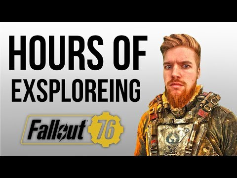 Fallout 76 - Hours Of Exploration Gameplay... thumbnail