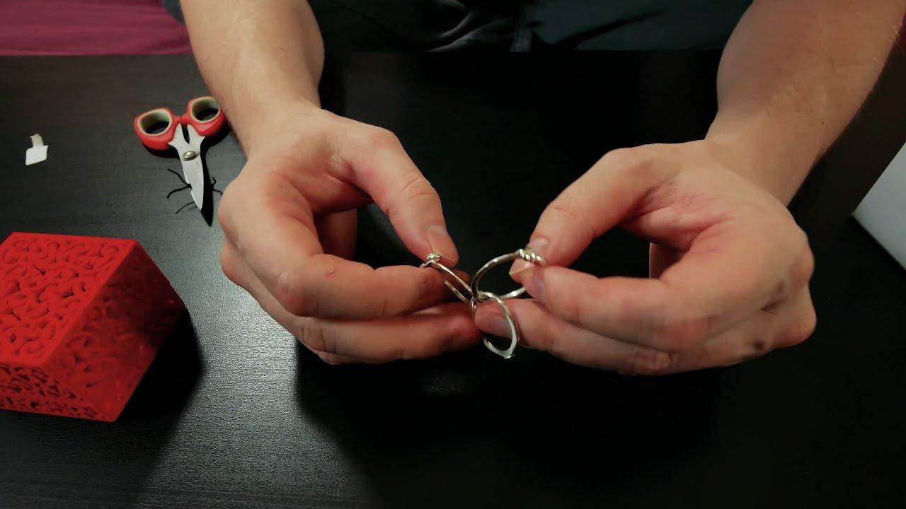 кольца головоломки