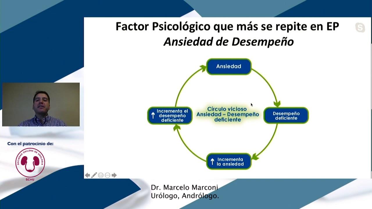Factores psicológicos EP