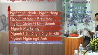 Đại học Tài chính - Marketing - Tuyển sinh 2012