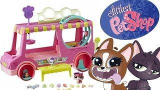 Littlest Pet Shop • Food Truck • E1840