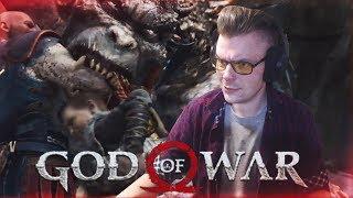 МАЛЫЙ ПОВЗРОСЛЕЛ В GOD OF WAR 4