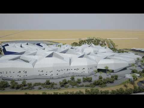 King Abdullah Petroleum Studies and Research Center (KAPSARC), new detailed video