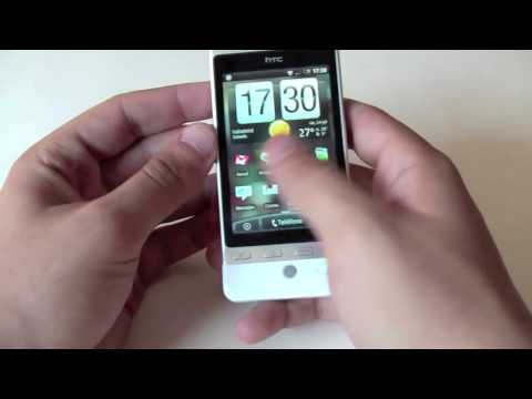 HTC Hero, videoanálisis