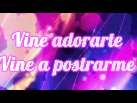 Karaoke Cristiano Marcela Gandara Vine Adorarte