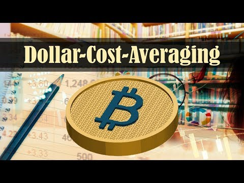 When You Should Dollar Cost Average into Bitcoin