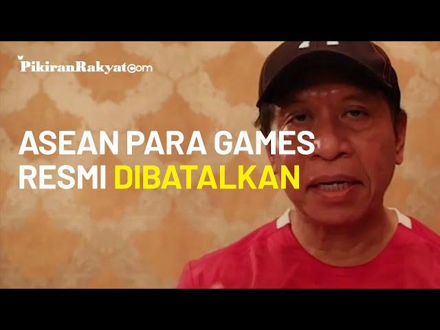 Kemenpora Buka Suara Terkait ASEAN  Para Games 2020 Filipina Dibatalkan
