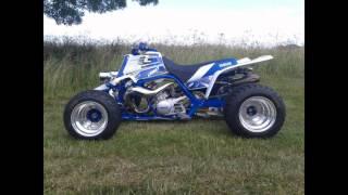 Yamaha Banshee Build Superquad Project - YFZ 350 UK /Flat Track/Supermoto/Road Legal Quad BansheeHQ