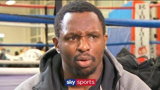 """TYSON FURY WAS ROBBED!"" - Dillian Whyte on Dereck Chisora clash, Anthony Joshua & Fury/Wilder"