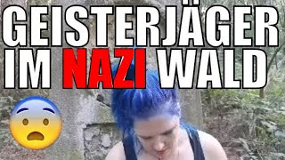Live Portal Seance im Nazi Wald