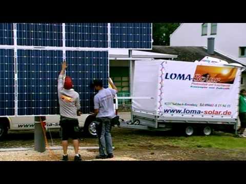 Unternehmensfilm Loma Solar GmbH