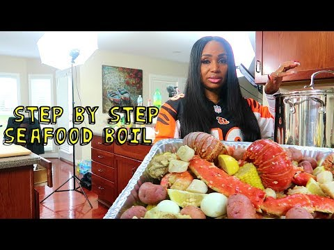 How to Cook a Seafood Boil Step by Step