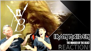 A NEW NOBODIES ERA! | The Number Of The Beast (Iron Maiden)(REACTION)