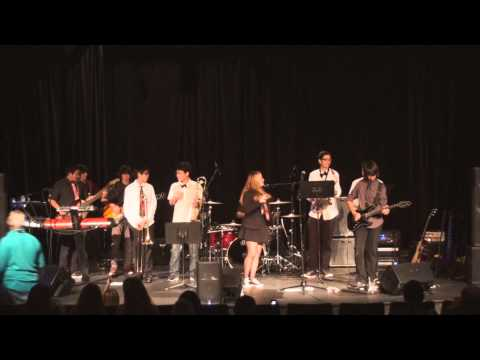 25 or 6 to 4 - Cover by WhipLash X Band (Featuring Aliso Niguel High Marching Band Horn Members)